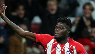 Thomas Partey (Atletico de Madrid).
