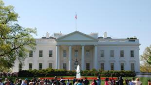Phủ tổng thống Mỹ - Nhà Trắng ở Washington là một trong những nơi thu hút đông du khách