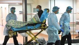 根據中國官方25日最新數據,中國確診武漢肺炎1287,死亡41例。法國首次確診3例。