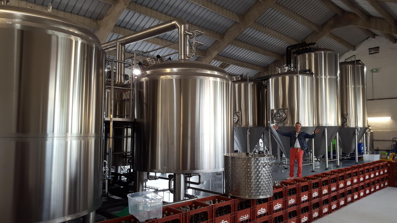 是位于巴黎东郊Courpalay的Rabourdin啤酒厂。
