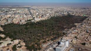 Nouakchott, la capitale mauritanienne.