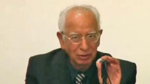حسین باقرزاده، مدافع حقوق بشر و  تحلیلگر مسائل سیاسی