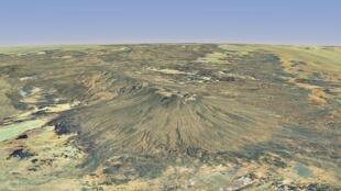 La région du Tibesti à l'extrême nord du Tchad et le désert nigérien attire de plus en plus d'orpailleurs depuis plus d'un an.