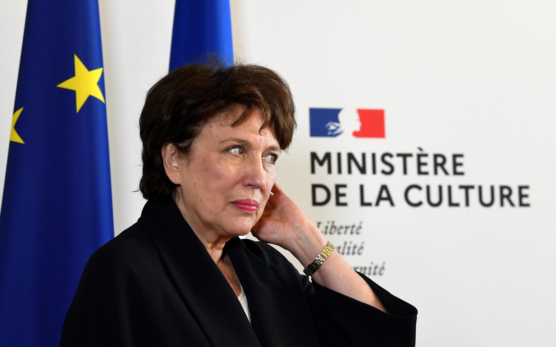 Министр культуры Франции Розалин Башло надеется, что новый словарь станет важным подспорьем для всех любителей французской словесности