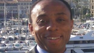 Eitel Basile Ngangue, président du Festival de Cinéma panafricain de Cannes.