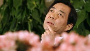 Ông Bạc Hy Lai tại Bắc Kinh, năm 2007.
