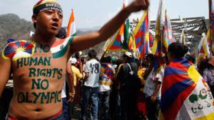 Pas de droits de l'homme, pas de Jeux Olympiques