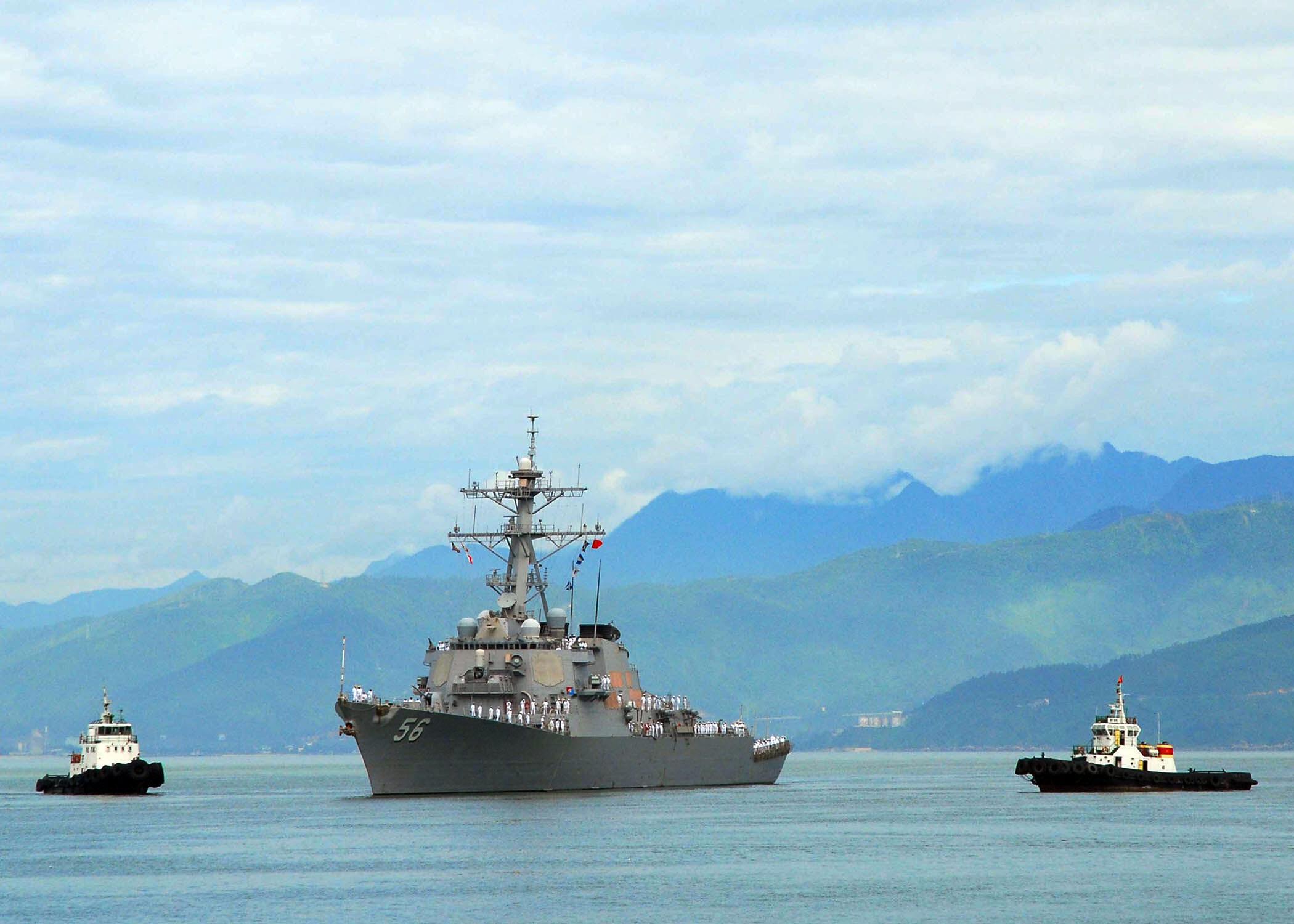 Tàu khu trục USS John S. McCain (US Navy)
