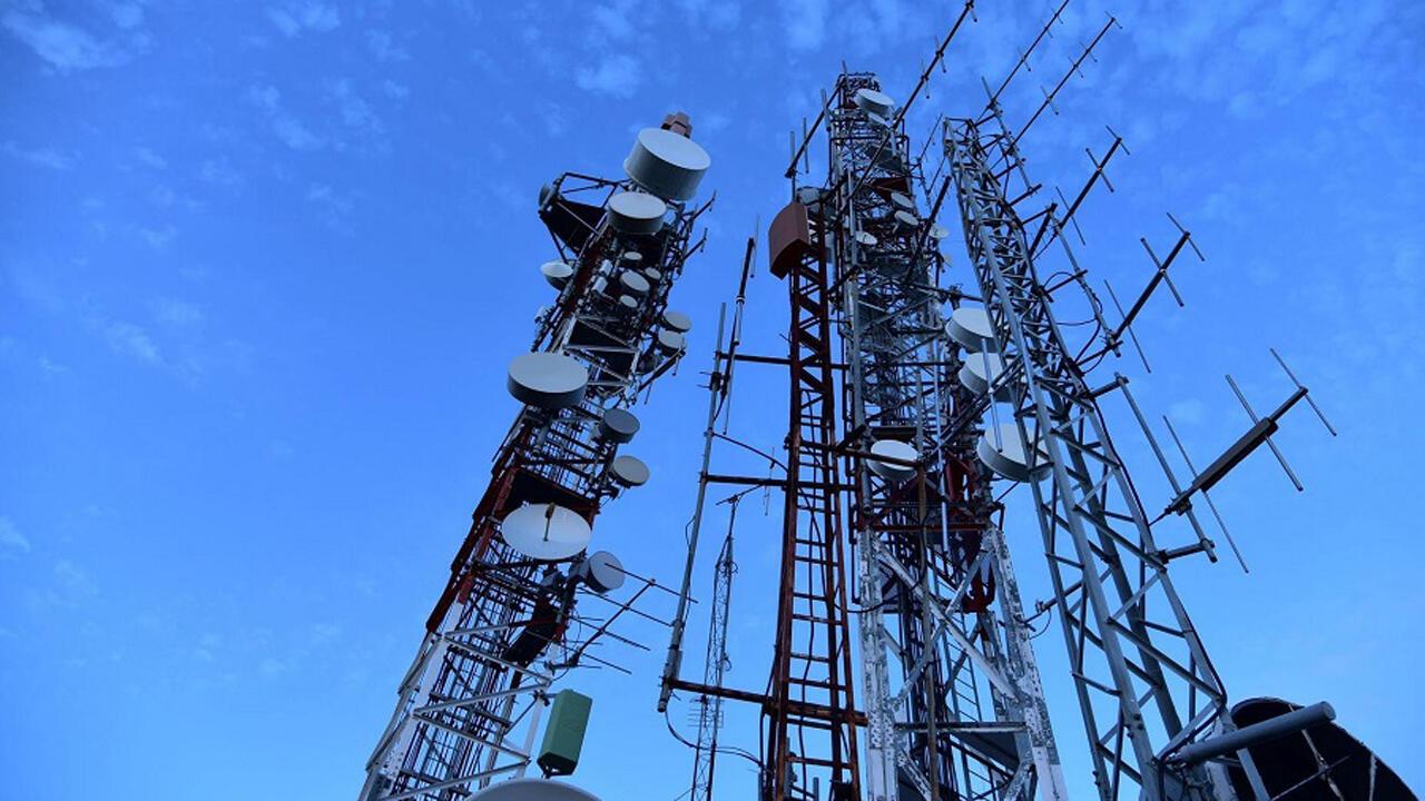 Telecom-masts