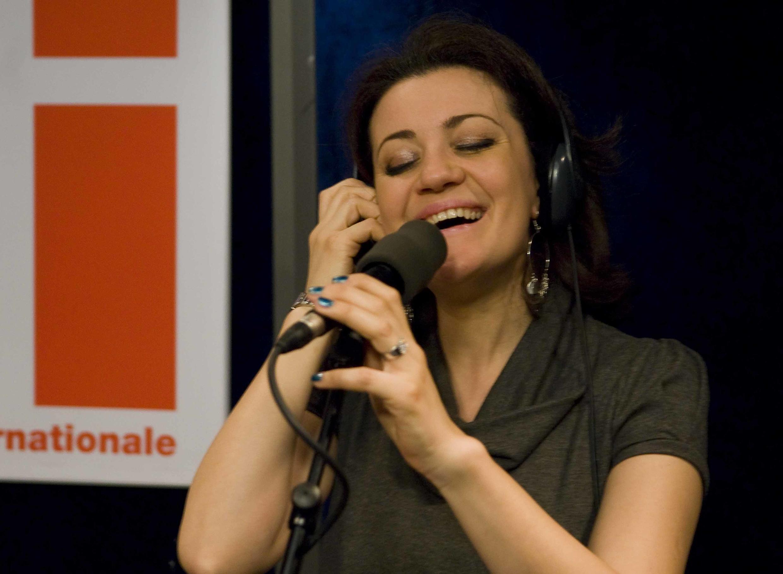 Dorsaf Hamdani au studio 136.