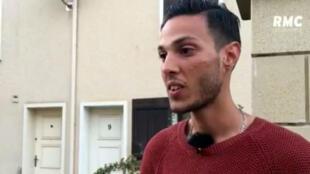Em 2015, Aymen, um imigrante tunisiano clandestioj salvou uma mãe e seus dois filhos de um incêndio.