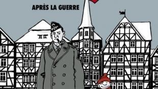 Couverture du tome 3 de «Moi René Tardi, prisonnier de guerre au Stalag IIB». Après la guerre.