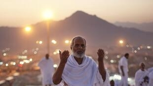 On estime qu'il y a eu deux millions de fidèles à La Mecque, lors du pèlerinage de 2013.