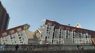 En febrero, se produjo en Chile un terremoto de magnitud 8,8.