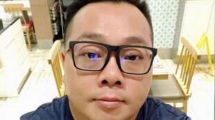 涉案新加坡学者杨俊伟资料图片