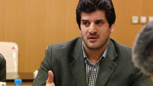 رسول خادم رئیس مستعفی فدراسیون کشتی ایران