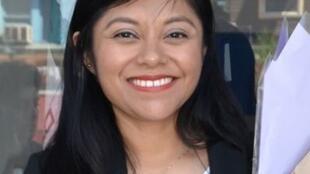 Lizbeth Mateo fue designada asesora del Senado de California para ayudar a jóvenes de bajos recursos a acceder a la universidad.