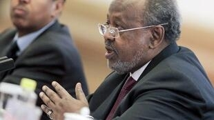 "Djibouti President Ismail Omar Guelleh: China ""welcome"""