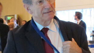 Pioneering Parkinson's disease neurosurgeon professor Alim-Louis Benabid, Grenoble, France. Files 2013.