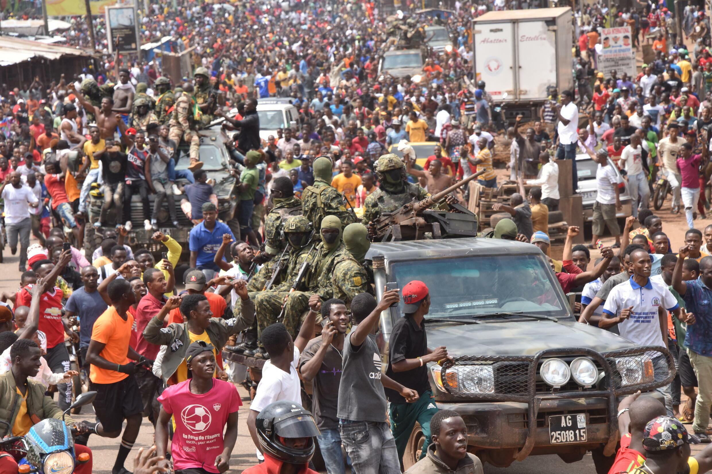 guinée conakry coup d'etat