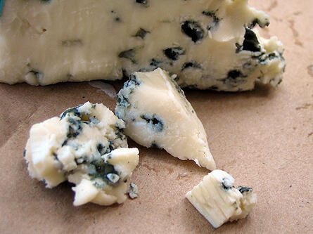 Roquefort, the cheese...