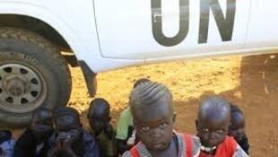kikosi cha umoja wa Mataifa UN kimewasili kulinda amani  Sudan Kusini