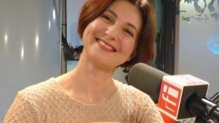 Mirta Alvarez, guitarrista argentina