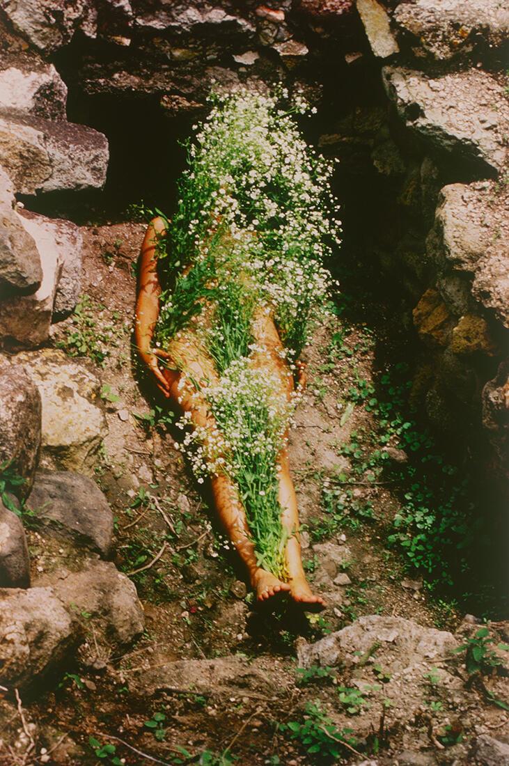 Imágen de Yágul 1973/2018 Ana Mendieta
