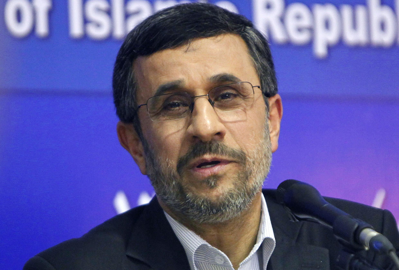 Rais wa Iran, Mahmoud Ahmadinejad