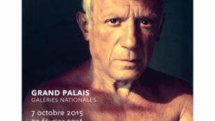 Cartaz da mostra Picasso.mania que entra em cartaz nesta quarta-feira (7).