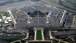 پنتاگون، ساختمان وزارت دفاع آمریکا