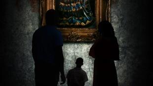 """Cartaz do filme """"The Painting"""""""