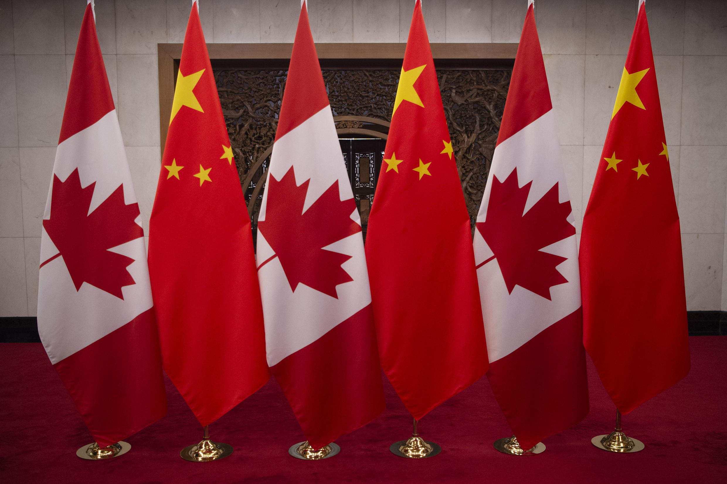 Relations between Beijing and Ottawa have spiralled since China detained former diplomat Michael Kovrig and businessman Michael Spavor in 2018