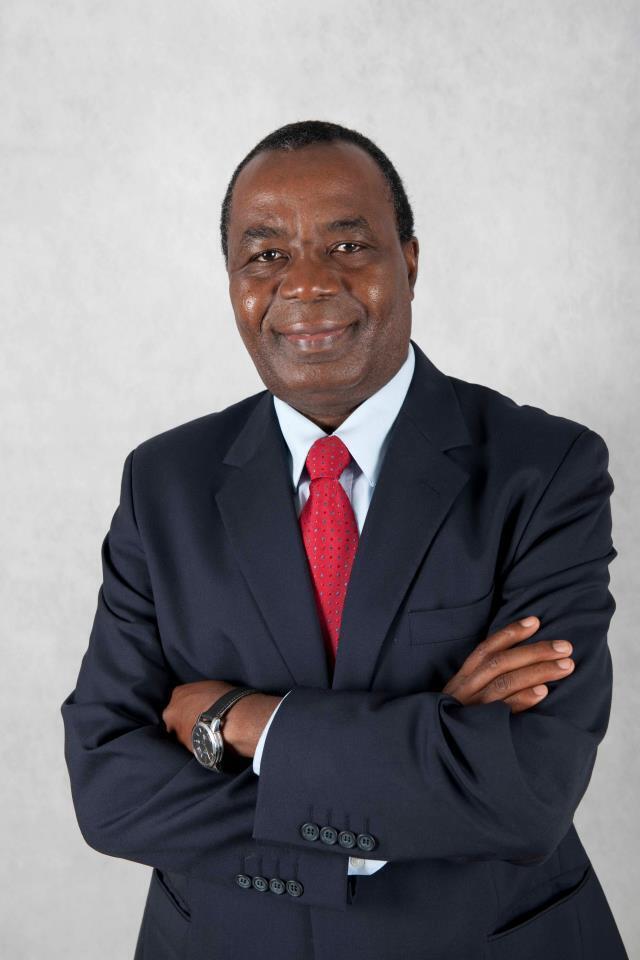 Marcolino Moco, antigo primeiro-ministro angolano