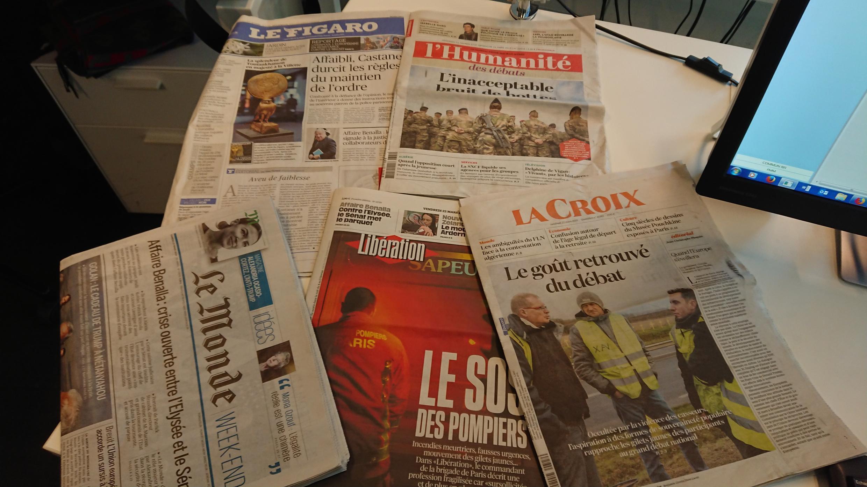 Diários franceses 22.03.2019