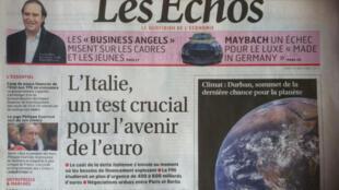 Jornais franceses tentam adivinhar estratégias que poderão ser aadotadas para salvar a Zona do Euro.