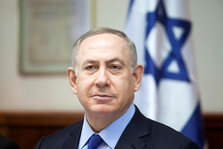 លោក Benjamin Netanyahou នាយករដ្ឋមន្រ្តីអ៊ីស្រាអែល