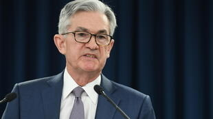 US Federal Reserve Chairman Jerome Powell says the central bank will keep benchmark lending rates low until the economy is at full employment and inflation has risen consistently