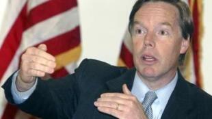 美國總統拜登打算提名曾任政治事務次國務卿的勃恩斯擔任美國駐中國大使