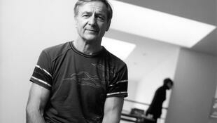 L'auteur de bande dessinée François Boucq