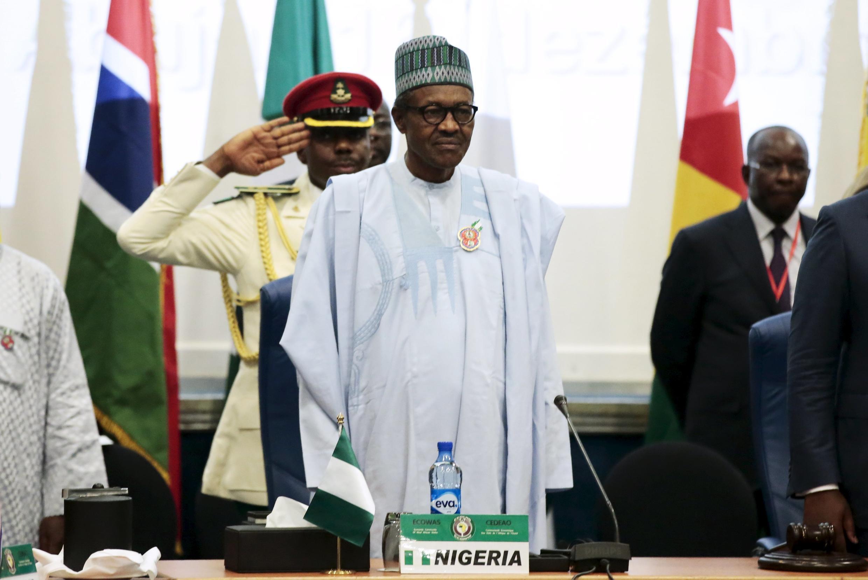 Shugaban kasar Najeriya, Muhammadu Buhari