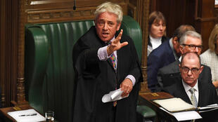 """Bercow enraged the ruling Conservatives with a series of decisions they saw as trying to stymie Brexit and favouring the """"Remain"""" side"""