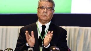 L'ancien haut responsable du FLN, Amar Saadani. (image d'illustration)
