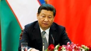 Ông Tập Cận Bình tự cho mình là người kế thừa ông Đặng Tiểu Bình - REUTERS /How Hwee Young