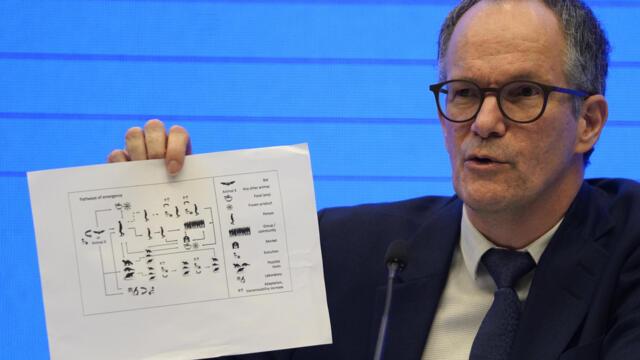 新冠溯源:世卫小组没能确定疫情的起源(photo:RFI)