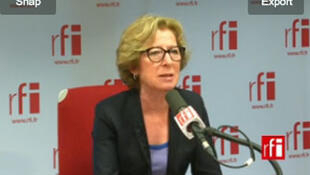 Geneviève Fioraso, minister for Higher Education and Research proposed the law