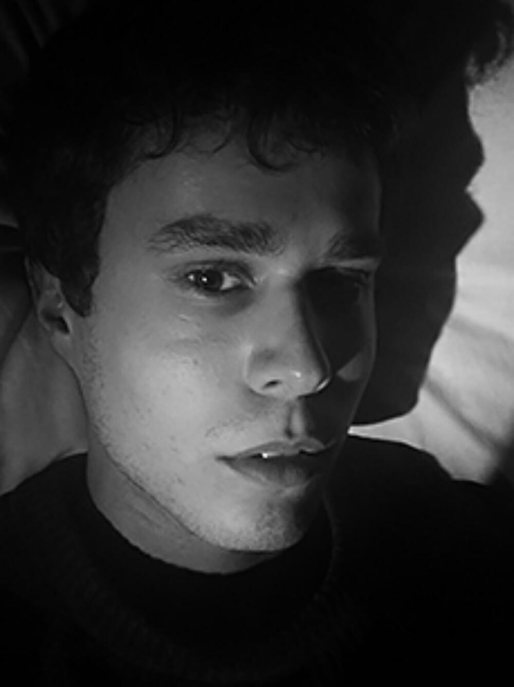 David Pinheiro Vicente, jovem realizador português.