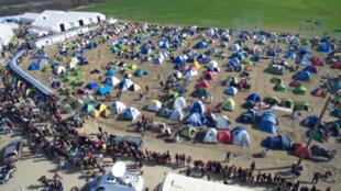 اردوگاه ایدومنی