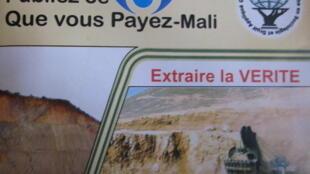 La coalition Publiez ce que vous payez dénonce le manque de transparence et l'iniquité des contrats miniers au Mali.
