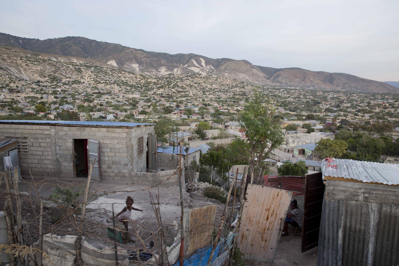 Haiti - Croix-des-Bouquets - vue - image d'illustration